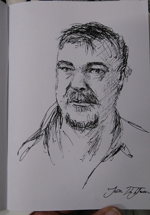 "Glenn Fitzpatrick, ""José de Juan"""