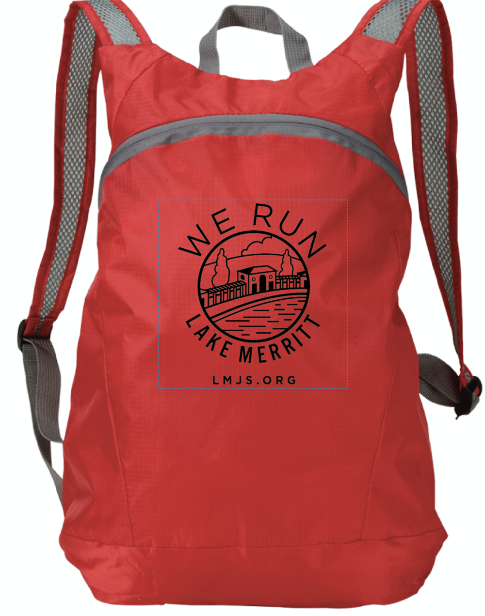 One bag per runner while supplies last