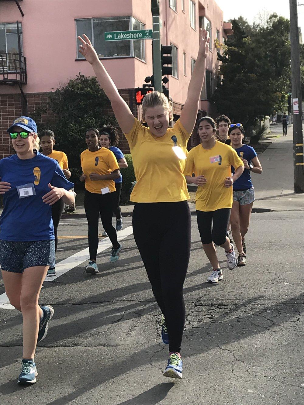Hooray to a Great Run Season! -
