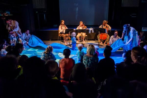 Spitalfields Music Summer Festival 2014