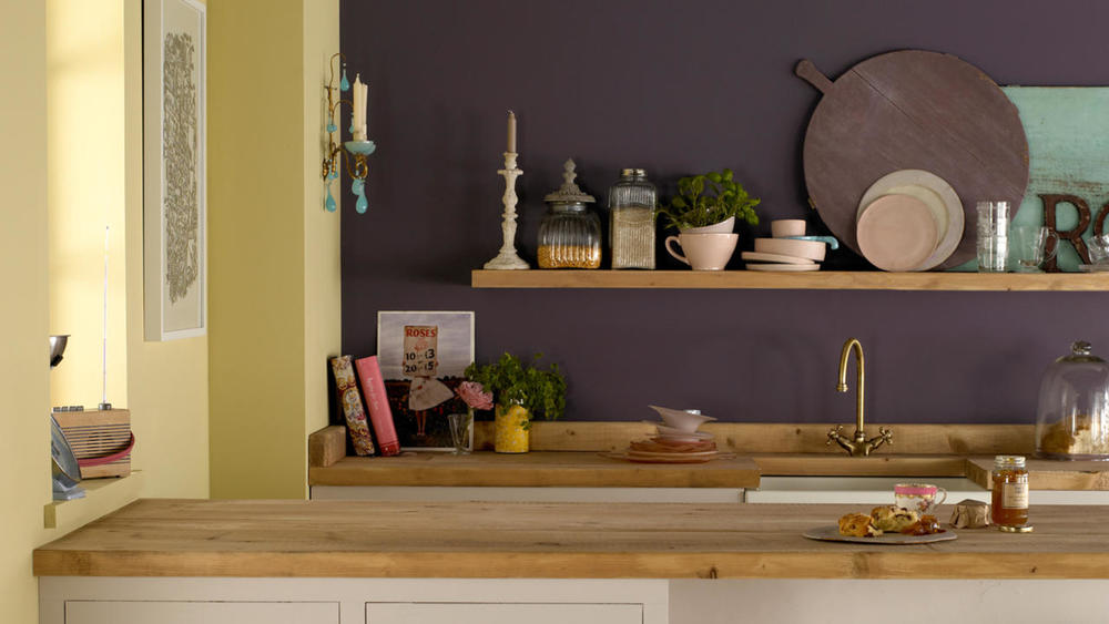 Color similar to Benjamin Moore Eggplant