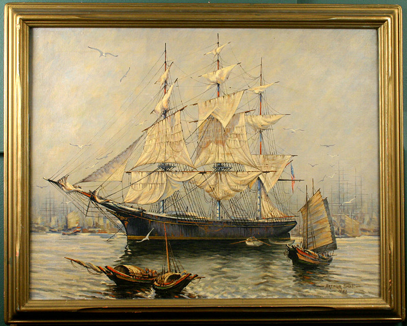 ori_333-34264-963020-Captain-Arthur-Small-painting-Clipper-ship-Stag-Hound-picture2.jpg