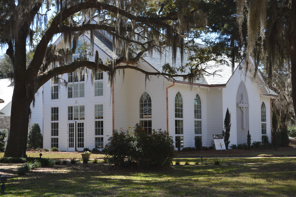The Abbey at Litchfield Plantation