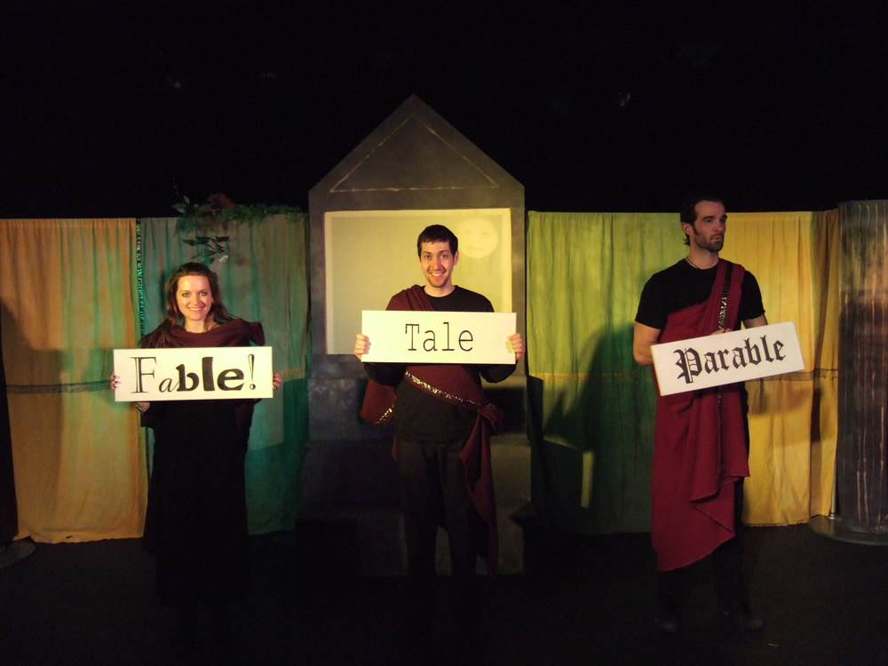 Aesop's Fables    (2009)  with Susannah Kiernen, Nick Nasrallah and Paul Joseph Walker