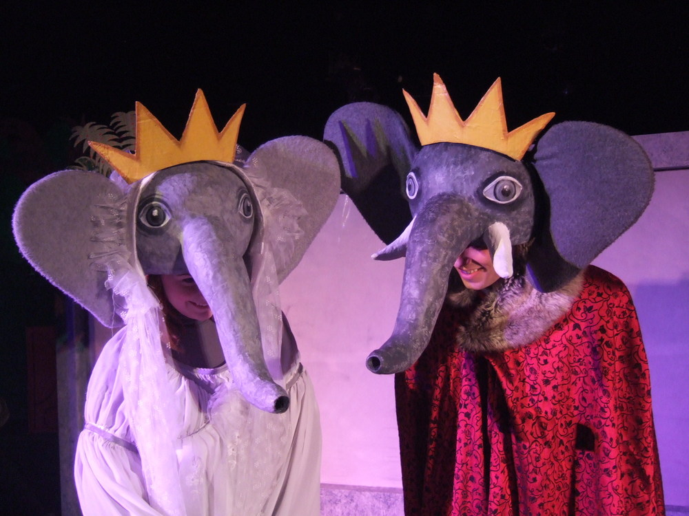BABAR (2012)   with Rebecca Perry and Adam Proulx