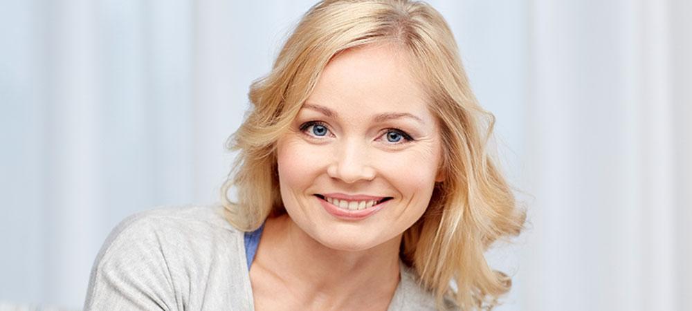 Smiling Women TMJ