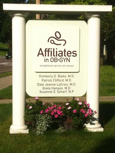 Contact Affiliates in OBGYN