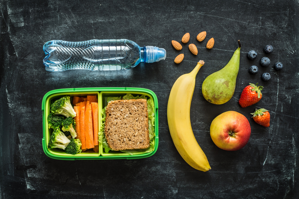 It's that time of year again...back to school!   We've got fresh ideas for healthy school lunches!    Get Ideas