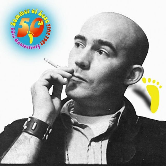 """Hunter S. Thompson—author, journalist, and the founder of gonzo journalism—was born on this day in 1937.  Thompson reported on the Hell's Angels and other elements of the #counterculture movement of the 1960s. He also wrote about the #hippies in #SanFrancisco, including a piece called """"The Hashbury is the Capital of the Hippies,"""" possibly the first time #Hashbury was used to describe the #HaightAshbury district.  Learn more about the #SummerofLove with a fun tour from FOOT! fun walking tours.  #ThisDayInHistory #walkingtours #history #HaightAshbury #SummerofLove50 #Hippie #JanisJoplin #GratefulDead #Psychedelic #PsychedelicMusic #Hendrix #GoldenGatePark #tuneinturnondropout #JeffersonAirplane #MakeLoveNotWar #FlowerPower #HumanBeIn #TimothyLeary #LSD"""
