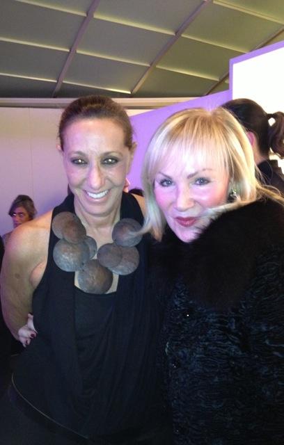 Donna Karan & Jane Fuller
