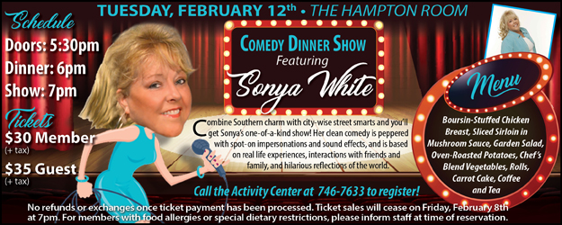 Sonya White Comedy Dinner Show Feb 2019 eb.jpg