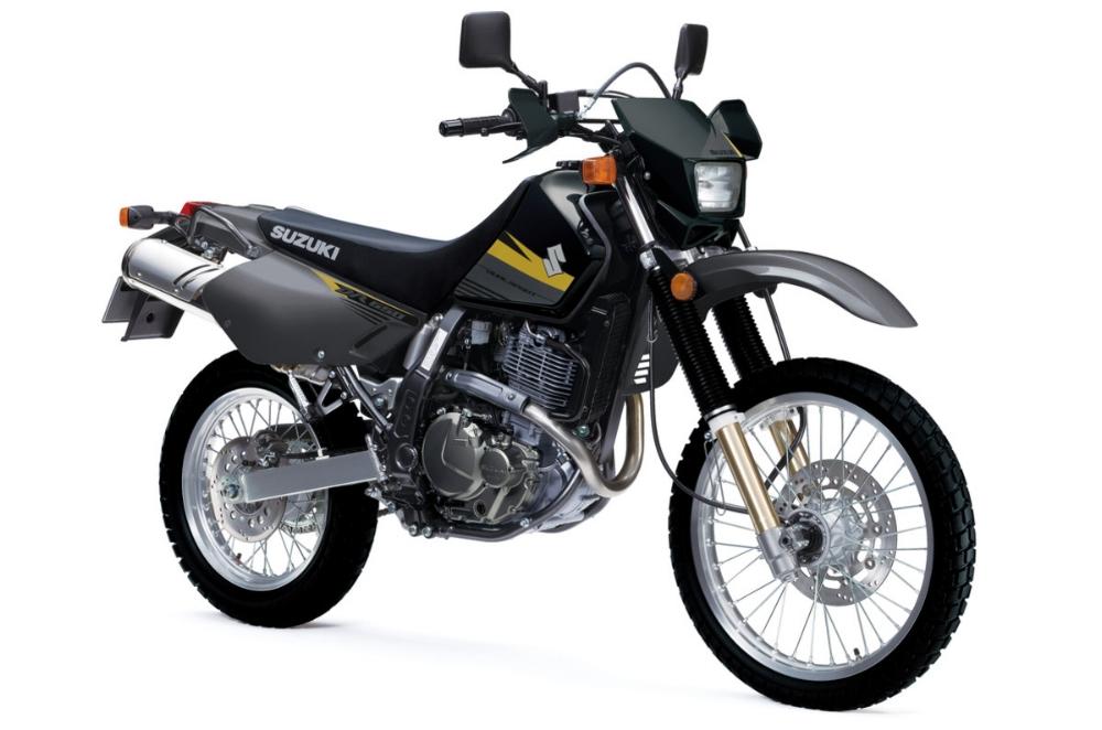 The 2016 Suzuki DR650