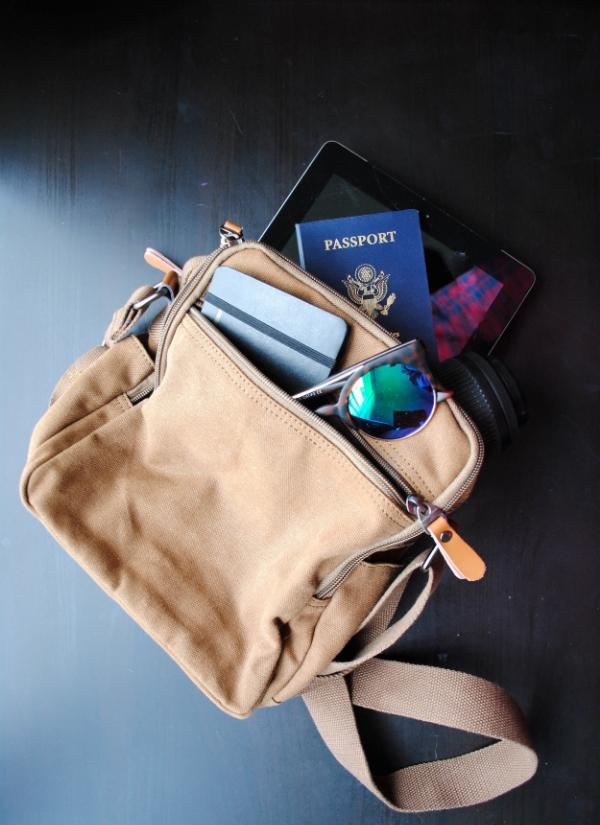 OXA Messenger Bag