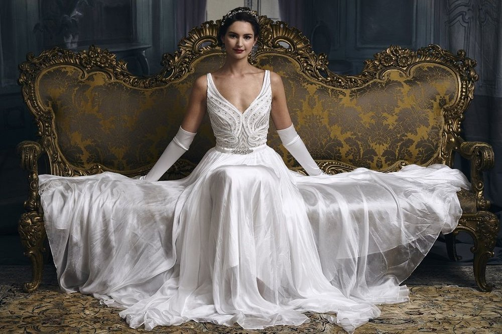Eliza Jane Howell Wedding Dress Grace