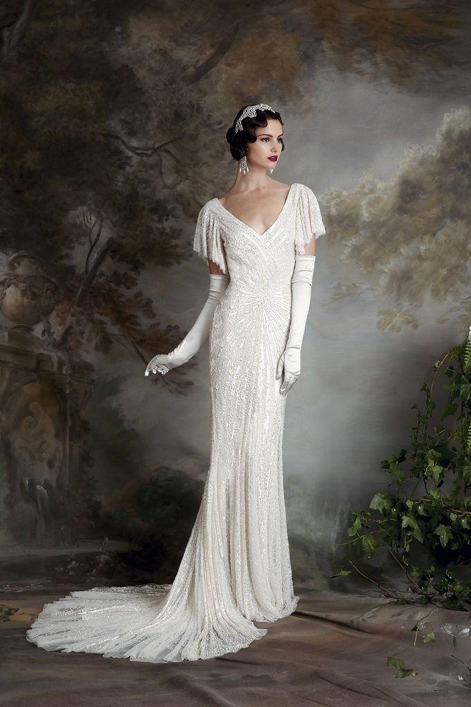 Eliza Jane Howell Wedding Dress Sibella