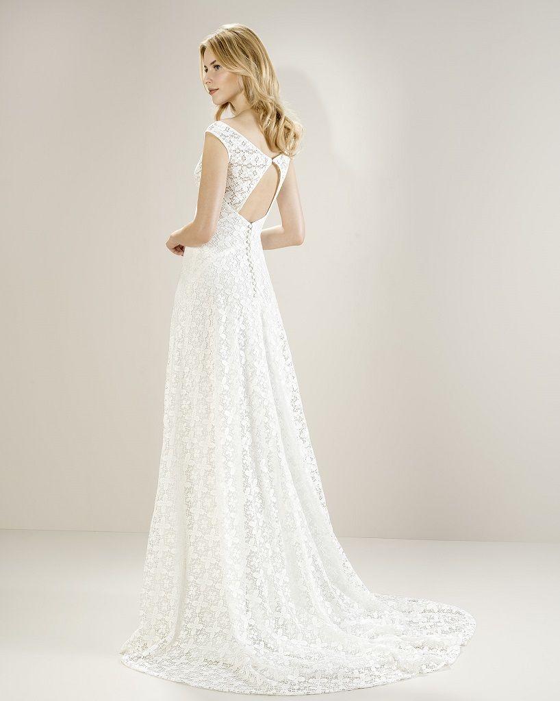 Wedding Dress Outlet Jesus Peiro 8045 back