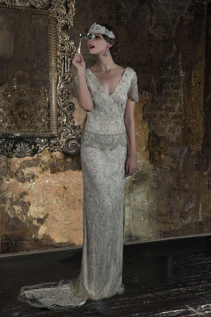 Wedding Dress Outlet Eliza Jane Howell Lauren front