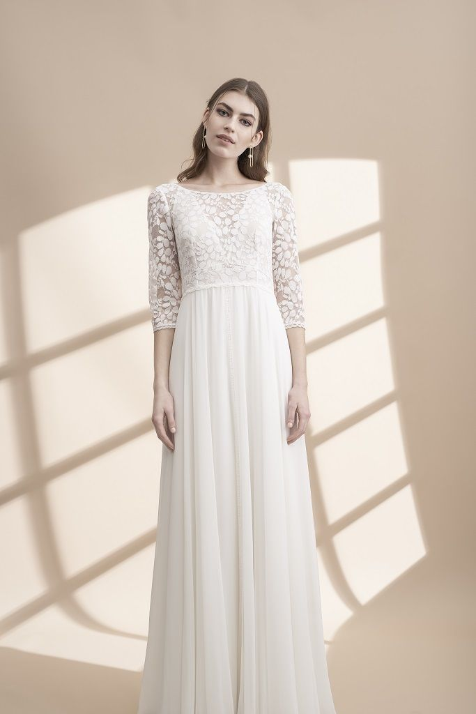 Rembo Wedding Dress 2019 Heloise front