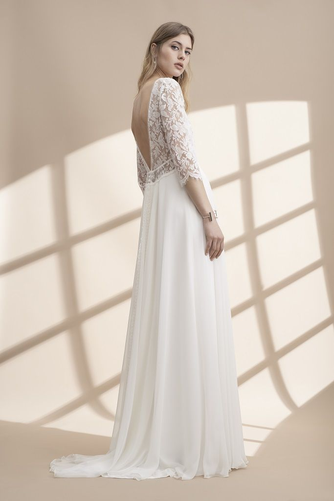 Rembo Wedding Dress 2019 Heloise side