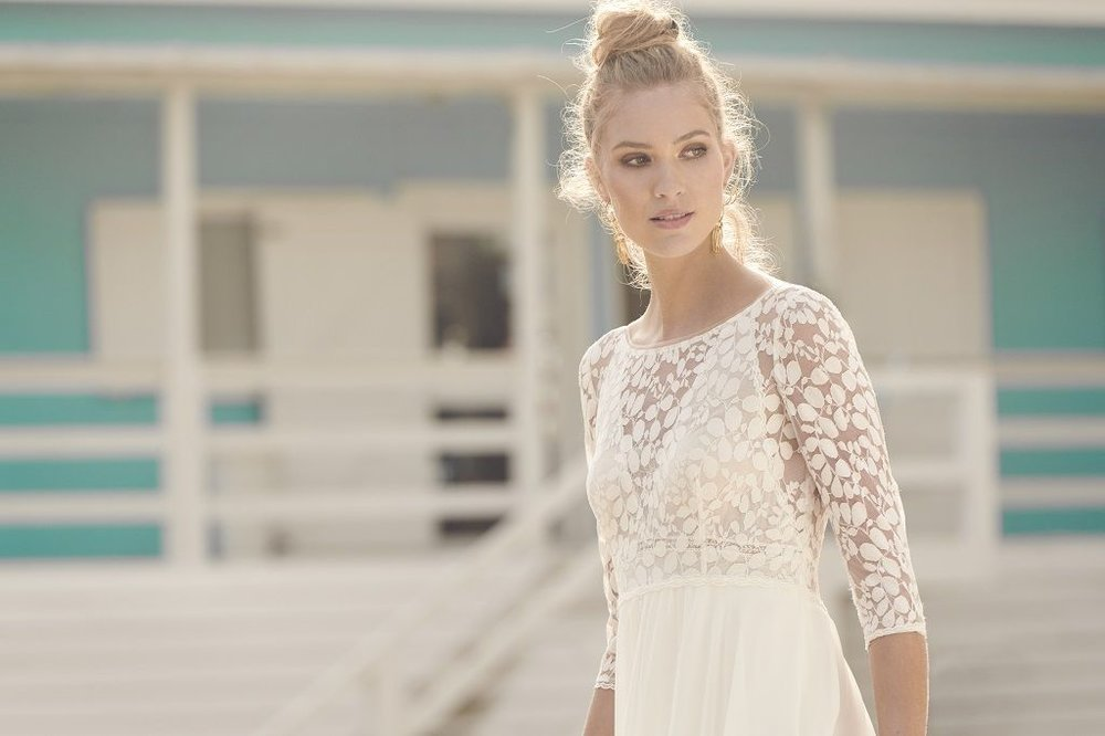 Rembo Wedding Dress 2019 Heloise top