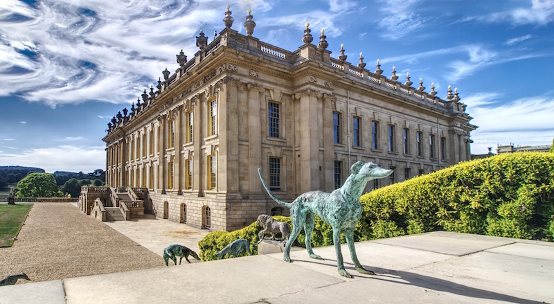 You've found your Mr Darcy, now fall for the charms of Chatsworth House!