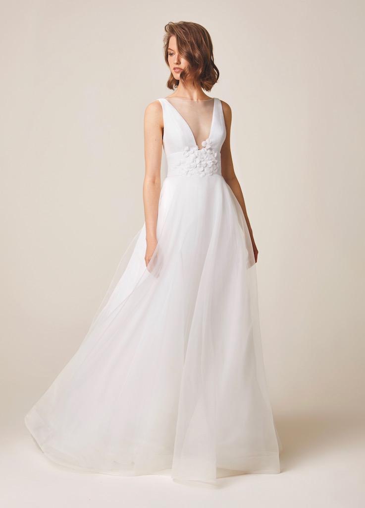 Jesus Peiro Wedding Dress 926