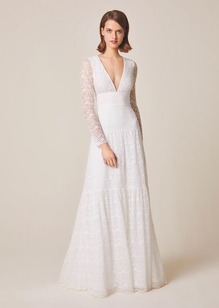 Jesus Peiro Wedding Dress 930