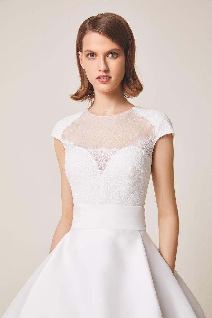 Jesus Peiro Wedding Dress 944 front