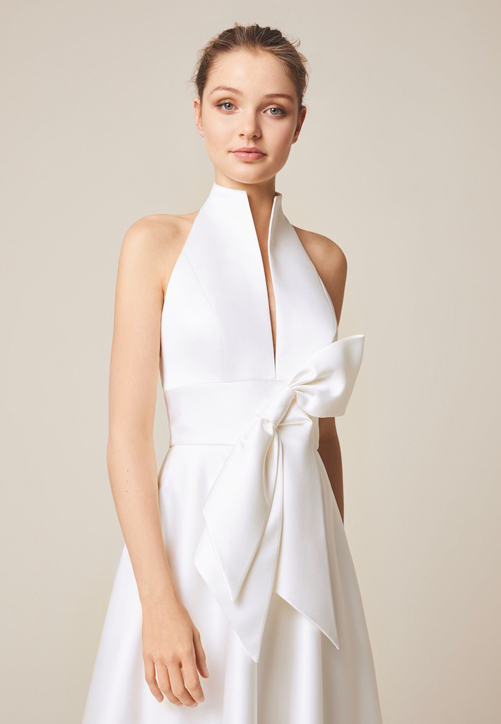 Jesus Peiro Wedding Dress 956 front