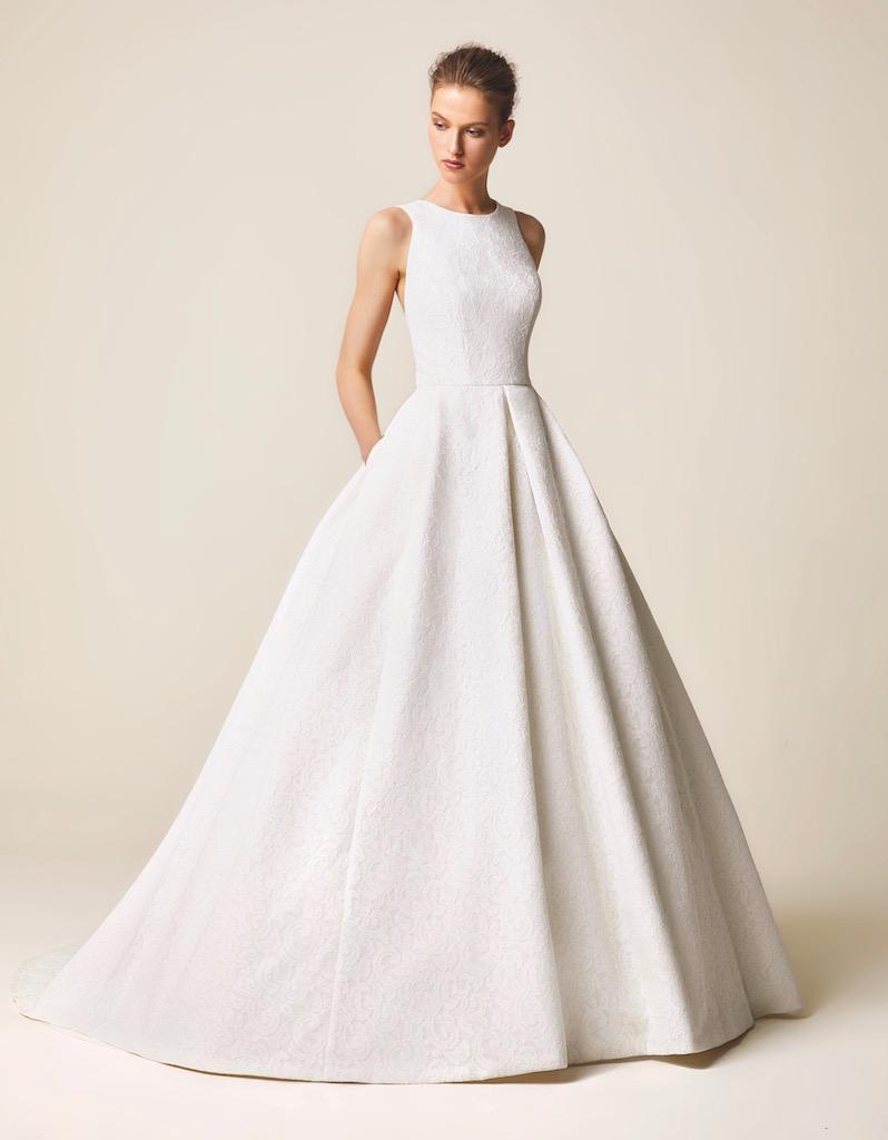 Jesus Peiro Wedding Dress 966