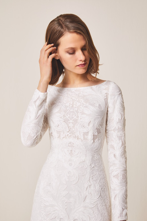 Jesus Peiro Wedding Dress 978 front