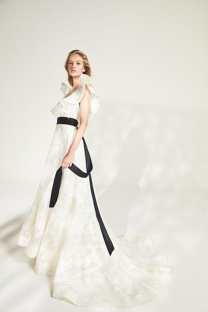 Jesus Peiro Wedding Dress 982 full