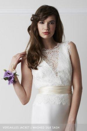 Wedding Dress Outlet Charlie Brear Versailles Jacket