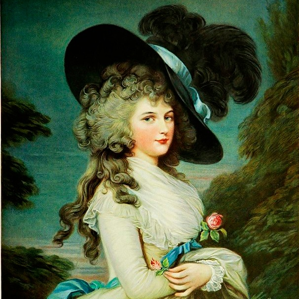 Duchess Georgiana ended up living at Chatsworth with both her husband and his mistress (her best friend).