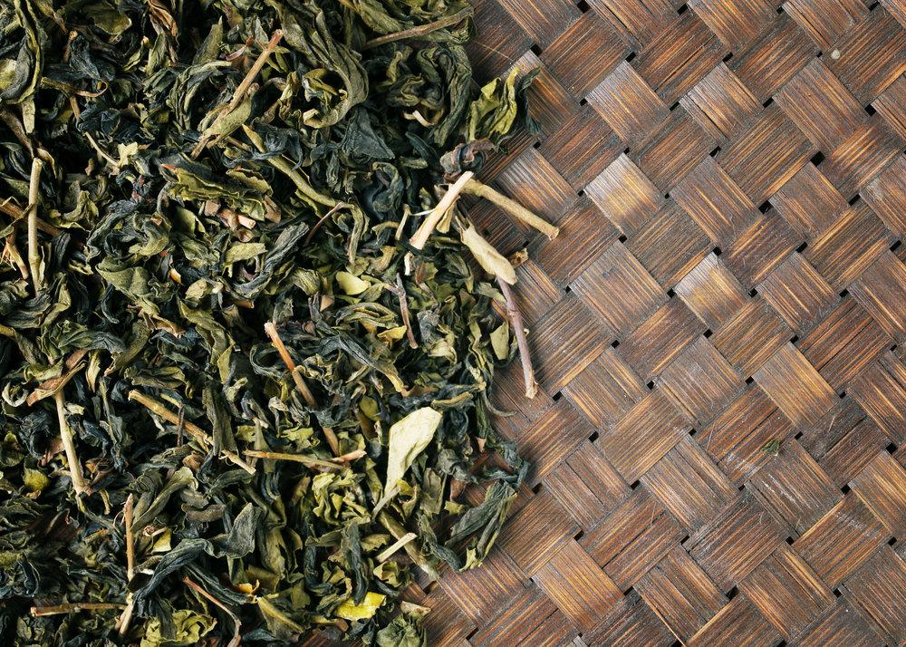 THE TEA -