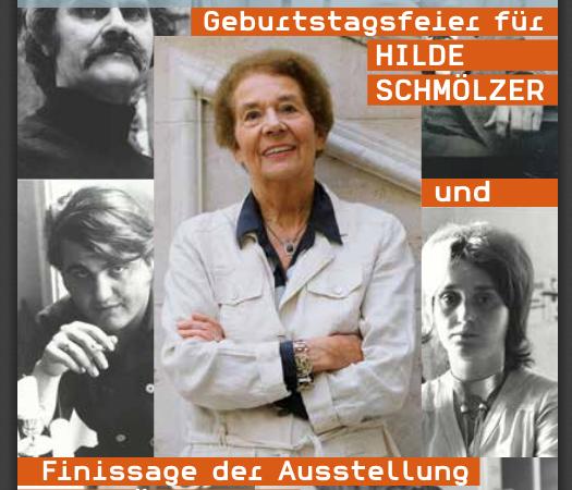 am Mittwoch 25.01.17 um 19 Uhr feiert Hilde Schmölzer ihren 80. Geburtstag