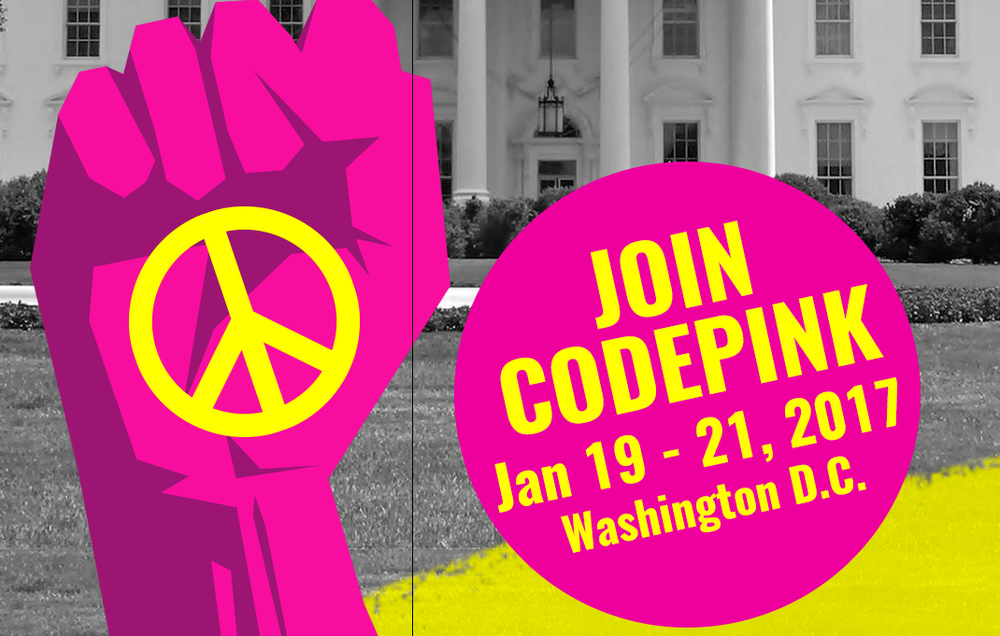 Rise, Love, Resist and Dance Against Trump with CODEPINK