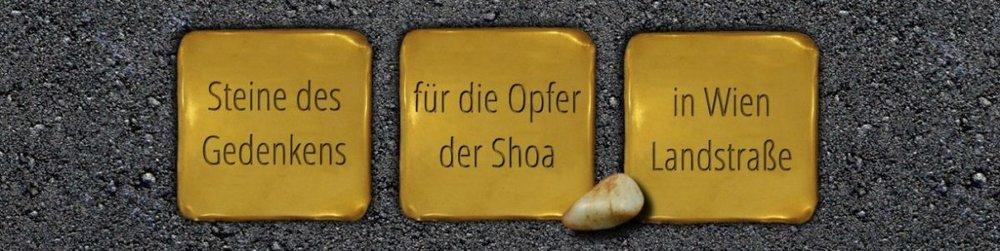 10 Jahre Steine des Gedenkens  an die Opfer der Shoah