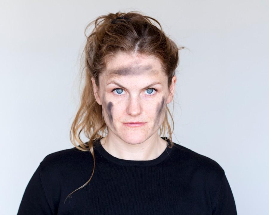 Porträt Cesy Leonard, Foto: Inga Aleknaviciute