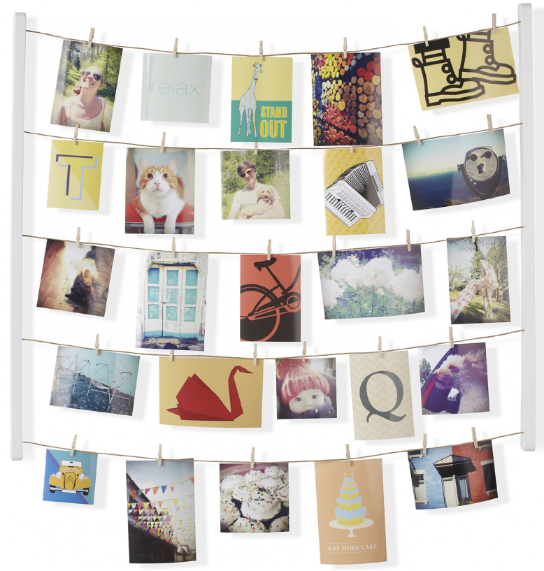 Creative Photo Displays & Photo Frames