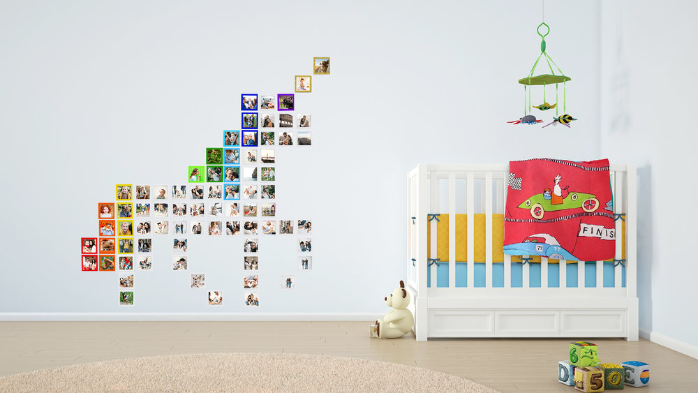Unicorn Photo Wall