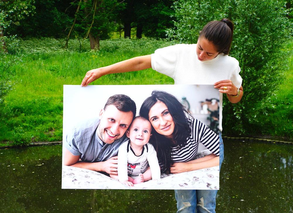 Poster Landscape L   Size: 36x24 inches - 90x60cm