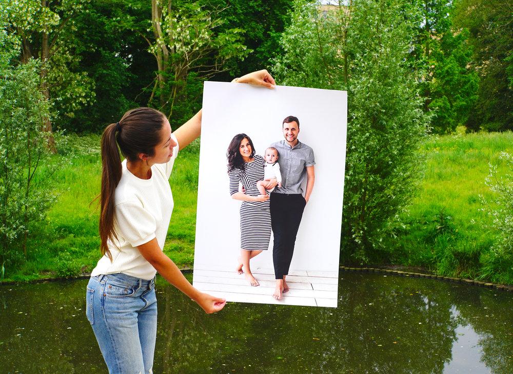 Poster Portrait L  Size:24x36 inches - 60x90cm