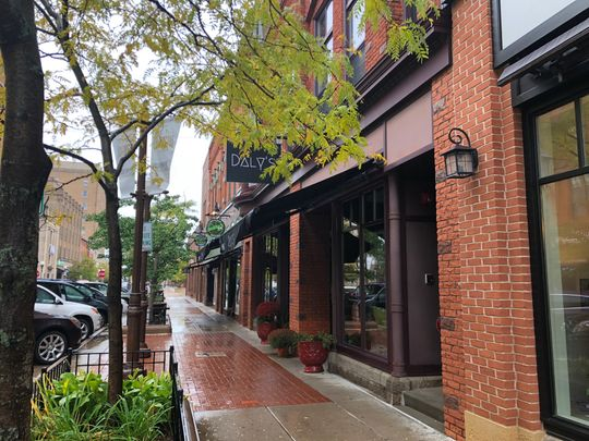 Daly's and Polito's Pizza are two of the restaurants participating in the Downtown Wausau Dining Week  (Photo: Laura Schulte/USA TODAY NETWORK-Wisconsin)