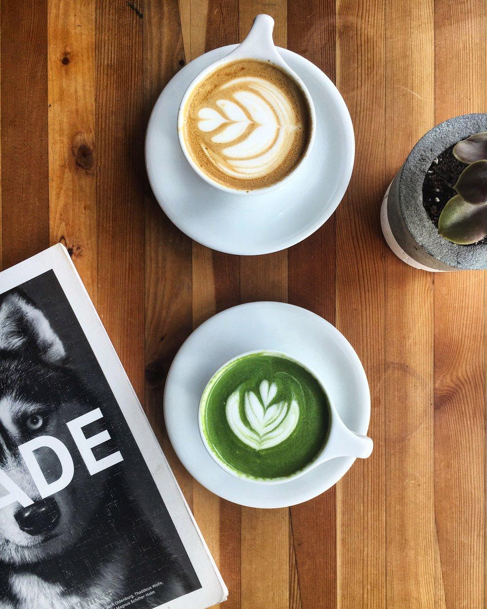Propaganda Coffee  @propagandacoffee