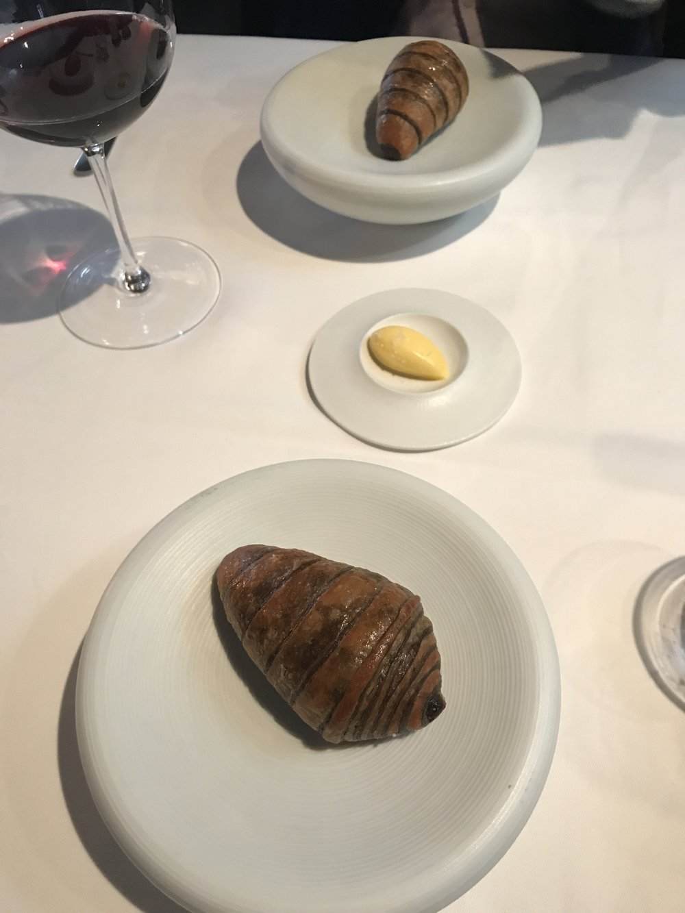 Course 6-Bread and Butter