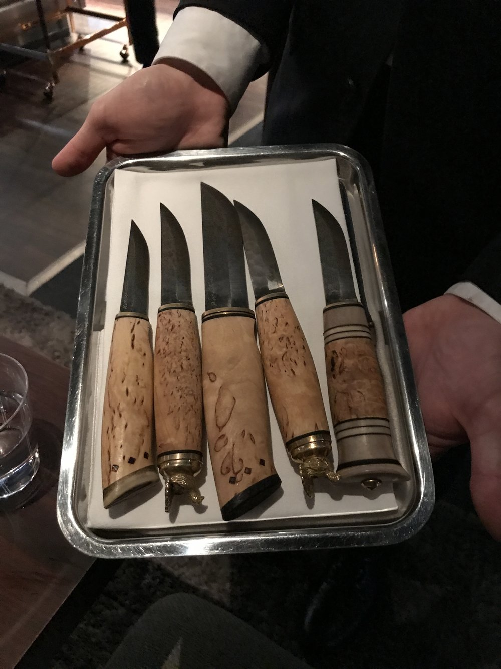 Which knife did I choose??!