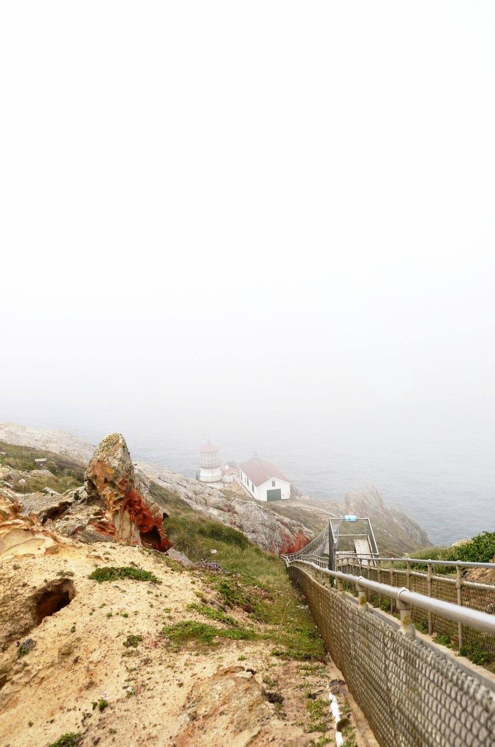 Point Reyes Lighthouse