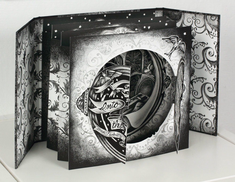 Into the Night, A Tunnel Book