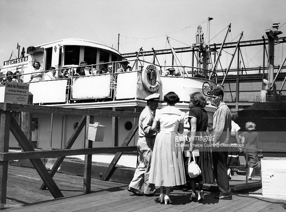 Photo from Getty Images © Charles Phelps Cushing / ClassicStock.